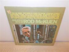 * Rod McKuen . Greatest Hits . 1969 Warner Bros . LP
