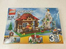 LEGO Creator Mountain Hut (31025)