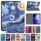 For Samsung Galaxy Tab A7 10.4 SM-T500/T505 Smart Flip Leather Tablet Case Cover