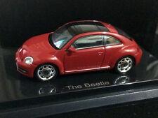Kyosho OEM 1/64 VolksWagen 2014 beetle Red New Dealer Ver