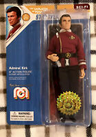 Mego STAR TREK Admiral Kirk 8 inch Action Figure SCI FI Wave 7 #5349