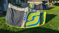 Switch Legacy 9 M And 12 M Kites With 5 Line Bar