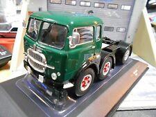 FIAT 691 T1 1961 green grün Zugmaschine Truck LKW Camion IXO 1:43