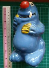 Mamee Snack Mee Monster Vintage Toy Piggy Bank Coin Box (by Clayton) 1980s