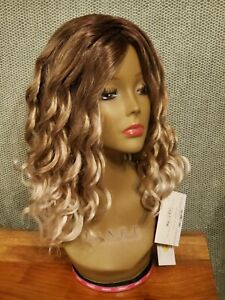 HUDSON Wig by RENE OF PARIS, melted marshmallow 💥💥  Lace Front/Mono Part, NWT