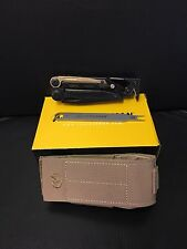 Leatherman MUT EOD Black Tactical Multi-Tool w Molle Brown Sheath - 850032 New