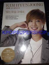 Kim Hyun Joong First Tour in Japan 2011 Photobook DVD Poster NEW SS501 Rare OOP