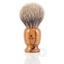 Vie-long 16727 Blanco tejón brocha de afeitar