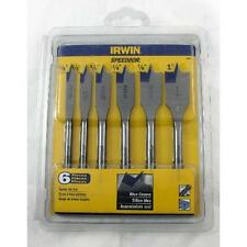 Speedbor 6 Piece Spade Drill Bit Set - IRWIN Tools - 88886