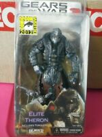 "Gears of War 3 Elite Theron 7"" Figure SDCC 2012 Exclusive Sticker NECA TOY RARE"