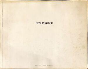 BEN JAKOBER - 1987