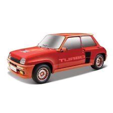 Véhicules miniatures rouges Renault