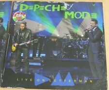 SEALED Depeche Mode Live On Letterman Rare Strictly Limited Grey Colored Vinyl