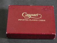 Caspari -Rose Bouquet Vintage(Pre-1970)  by Nicole Hillen two decks of  cards!!