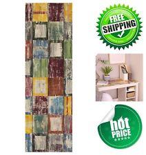 "17.71"" x 78"" Roll Self-Adhesive Film Decorative Wallpaper Sheet Peel and Stick"