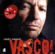 Vasco Rossi, Guido Harari – Vasco! ( 4 CD - Book - Compilation )