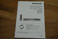 Manual de instrucciones Samsung Blu-ray Disc player DMP-bdt 330 233 230 131 130