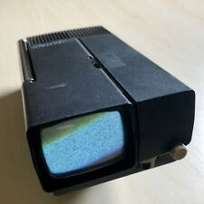 More details for sinclair microvision mtvib portable analogue uhf (released 1978) with case mtv1b