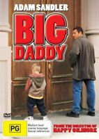 Big Daddy -Rare DVD Aus Stock Comedy New Region 4