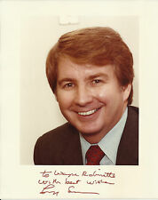 Larry Speakes - White House Press Secretary Original Autographed 8x10 Photo
