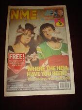 NME 1992 SEP 19 SUNDAYS TOM WAITS FAMILY CAT SUEDE JOHN PEEL HUGGY BEAR