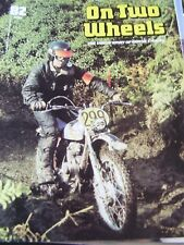 MOTOR CYCLE ON TWO WHEELS # 82 MARJORIE COTTLE KEN HEANES JESSUP BILL IVY