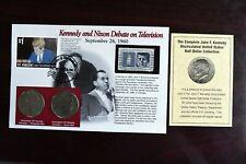 Publishers Clearing House Kennedy Half Dollar Program Nixon Television Debate