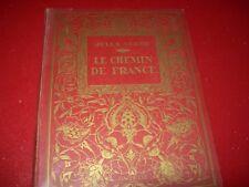 LE CHEMIN DE FRANCE  JULES VERNE   1935   HACHETTE