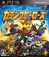 PS3 Gachinko Heroes Japan Game Japanese