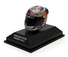 Minichamps 1/8 2011 Sebastian Vettel Monaco CASCO