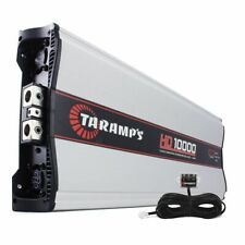 TARAMPS HD 10000 MONOBLOCK AMPLIFIER 2-OHM 10000 WATT RMS FREE SAME DAY SHIPPING