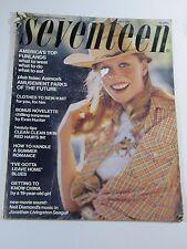 Seventeen Magazine- July 1973- Issac Asimov, Neil Diamond