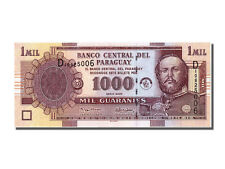 Billets, Paraguay, 1000 Guaranies type Mariscal Francisco Solano Lopez #301583