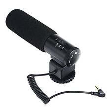 Shotgun Microphone, K&F Concept CM-500 Professional Interview Mic Recording