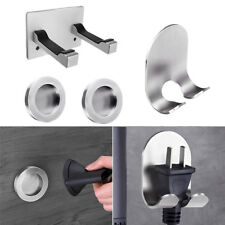4Pcs Stainless Steel Hair Dryer Storage Rack Holder Bracket For Dyson Supersonic