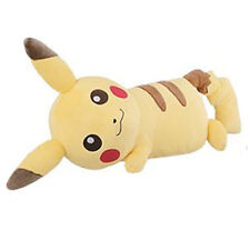 "Pokemon GO PIKACHU 11"" Super DX Plush Doll Toy Plushie XY Pillow Sleeping NWT"