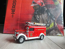 pompiers GMC  rescue squad Matchbox yesteryear