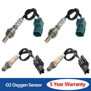 4X AFR  O2 Oxygen Sensor 1,2 For 2004-06 Nissan Titan V8 5.6L 05-06 Armada 5.6L