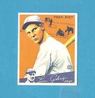 1934 Goudey Reprint #8 Tony Piet Card - Cincinnati Reds