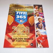 Panini FIFA 365 2020 Full Album Sticker Collection 1 to 30 Sticker Pack English