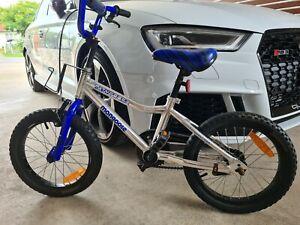 Mongoose Mitygoose 16 Boys Bike Alloy BMX kids