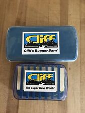 Cliff Outdoors The Bugger Barn Fly Boxes (2) With 8 Flies