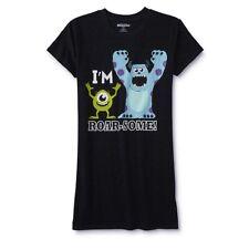 Womens Sulley Monsters Inc Nightgown Plus Size 1X/2X Pajamas Sleep Shirt NEW
