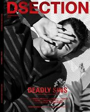 Dsection Magazine Sean O'Pry Cover 2 NEW