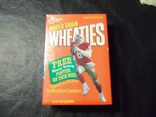 Steve Young Poster on box  12oz  wheaties box