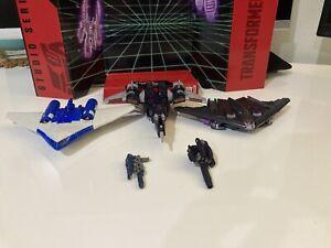 Megatron, Scourge & Cyclonus Transformers