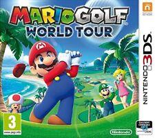 Mario Golf world tour JEU 3DS NEUF