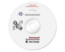 AB Allen Bradley PLC Training RSLogix5000 Configuration/Overview Training on CD