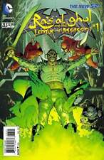 BATMAN AND ROBIN #23.3 Ras al ghul (Villains Month) $1.99 DISCOUNT ISSUE!!