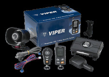 Viper Responder 350 2 Way Car Security Alarm System Keyless Entry Responder350